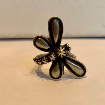 Dragonfly Wrap-Around Ring