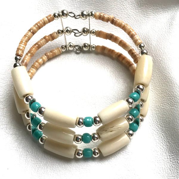 New Navajo mini choker bracelet