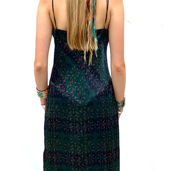 Stunning new rainbow star  Jessie Western strap dress