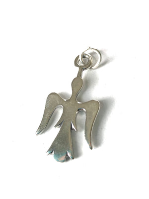 Peyote bird eagle charm