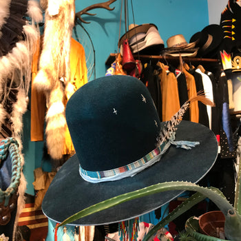 jessie Western custom made hat USA