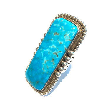 Turquoise large ring
