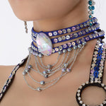 Belly Dance Costume Accessories Women Necklace