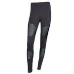 Women Fitness Yoga Pants Push Up Sports Pant Running Women'S Hollow Mesh Stitching Sports Pants Quick Drying