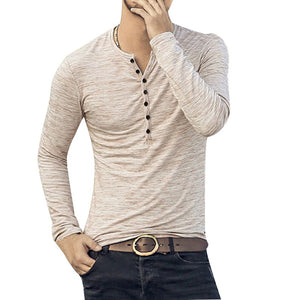 Men Running Shirts Male Bamboo Long Sleeve Bottoming TShirts Male Slim Fit Spring Autumn Tee Shirts Sporting Clothes