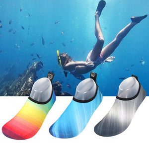 Swimming Water Shoes Men Women Beach Camping Shoes Adult Unisex Flat Soft Walking Lover Yoga Snorkeling Wading Shoes