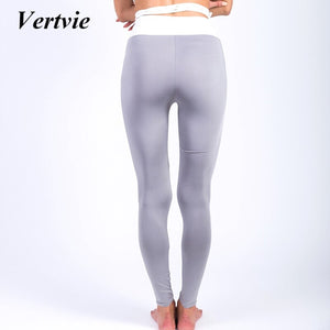 Women Fitness Yoga Pants Tights High Waist Running Pants Sportswear Yoga Leggings High Elastic Pants