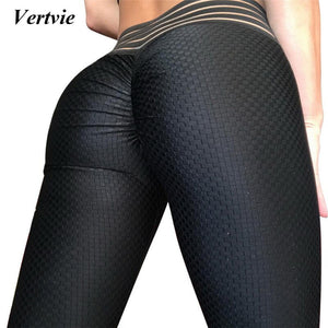 Women Yoga Pants Sportwear Leggings Push Up Running Tights Gym High Waist Leggings Fitness Athletic Tights Jogger Pants