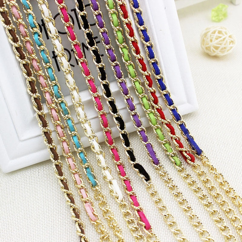 Decoration Belt Skirt Waist Bring Sweet Korean Fashion Joker Metal Waist Chain Woman Decoration Belt Woman Belts For Dress