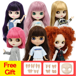 ICY factory blyth doll 1/6 BJD special offer special price, faceplace and hands AB as gifts