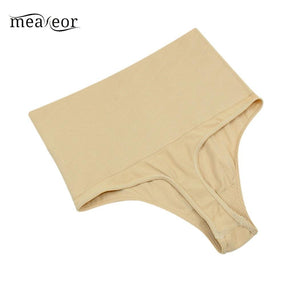 2019 Seamless Body hip Sexy Panties High waist pants sexy triangle thong panties Abdomen Slim Breathable Underwear Women