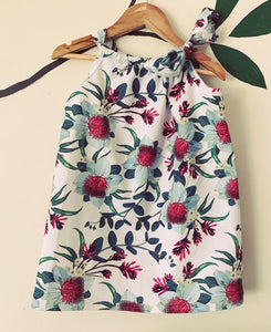 Summer dress - Aussie Floral Print