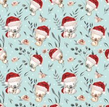 Load image into Gallery viewer, Koala Christmas - Skirt - Pre-order