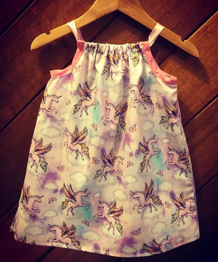 Unicorn Summer Dress