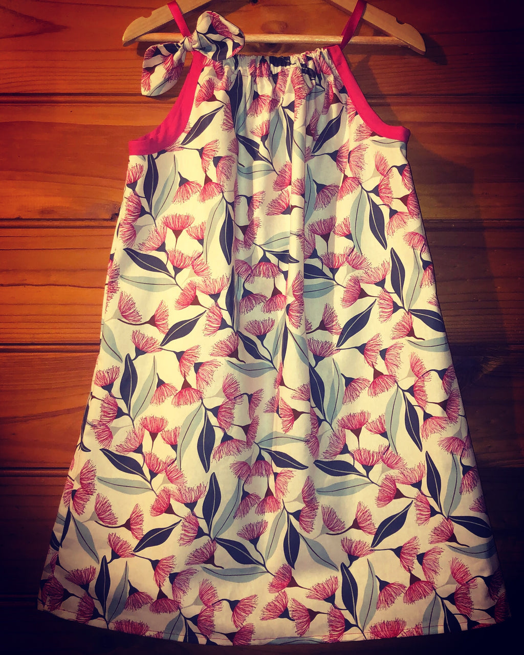 Summer Dress - Gum Blossom