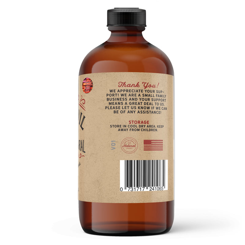 Castor Oil 100% Natural Pure Cold Pressed Hexane Free. - Creekwood Naturals