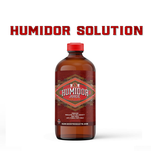 Humidor Solution - Creekwood Naturals