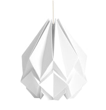 Load image into Gallery viewer, Suspension Origami Couleur Uni en Papier - Taille M