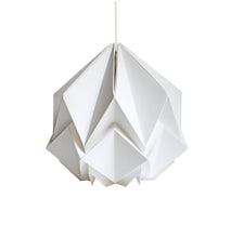 Load image into Gallery viewer, Suspension Origami Couleur Uni en Papier - Taille S
