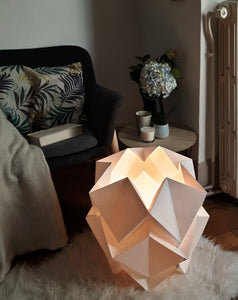 Plain Floor Lamp - Size L