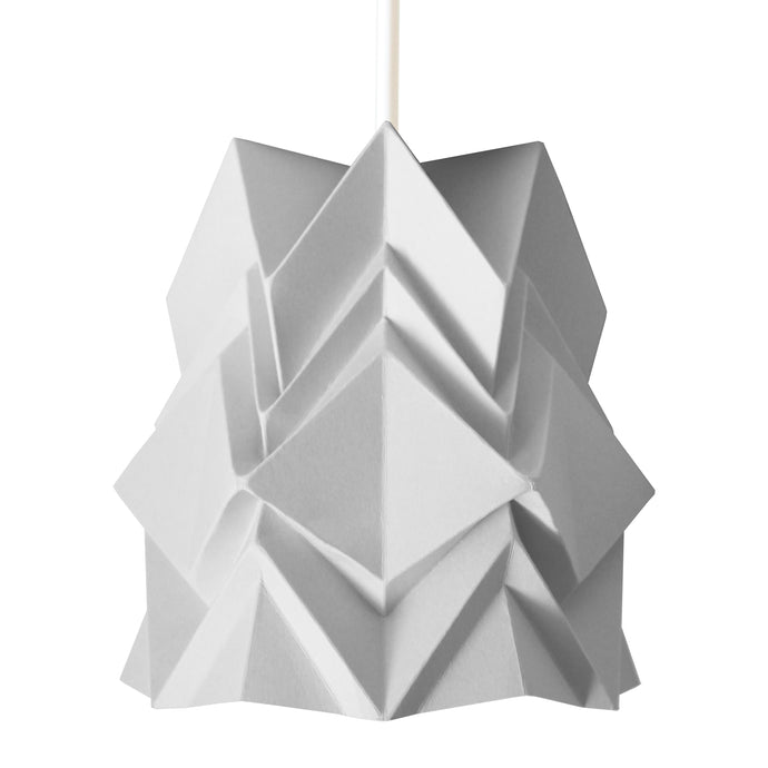 Petite suspension Origami Design en Papier