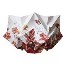 Load image into Gallery viewer, Applique murale Origami en Papier - Motif Automne