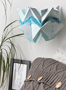 Summer Pattern Sconce light