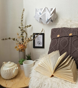 Winter Pattern Sconce light
