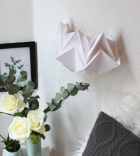 Load image into Gallery viewer, Applique murale Origami en Papier
