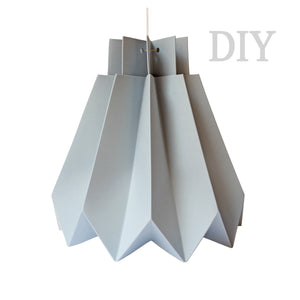 Pendant light DIY
