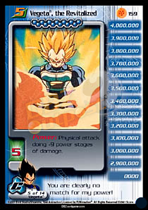 Cell Saga Unlimited Foil