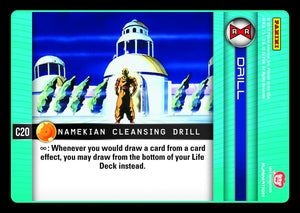 C20 Namekian Cleansing Drill