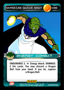 C36 Namekian Quick Shot