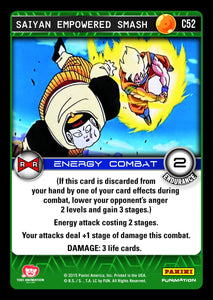 C52 Saiyan Empowered Smash
