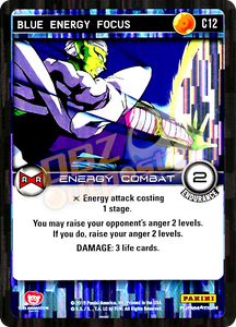 C12 Blue Energy Focus Foil
