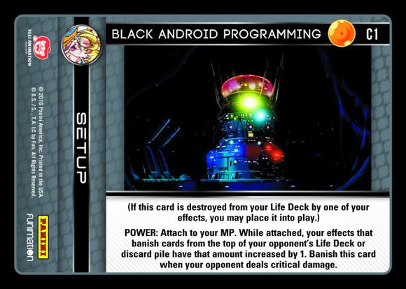 C1 Black Android Programming