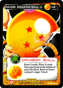 C3 Namek Dragon Ball 3 Foil