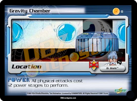 8 - Gravity Chamber Unlimited Foil