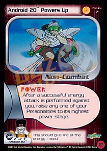 Preview 2 - Android 20™ Powers Up Limited Foil