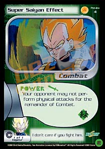 Preview 4 - Super Saiyan Effect Limited