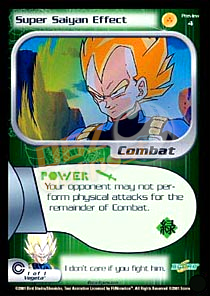 Preview 4 - Super Saiyan Effect Unlimited
