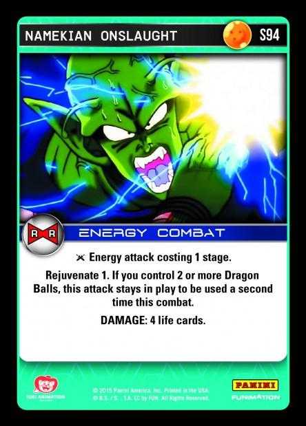 S94 Namekian Onslaught