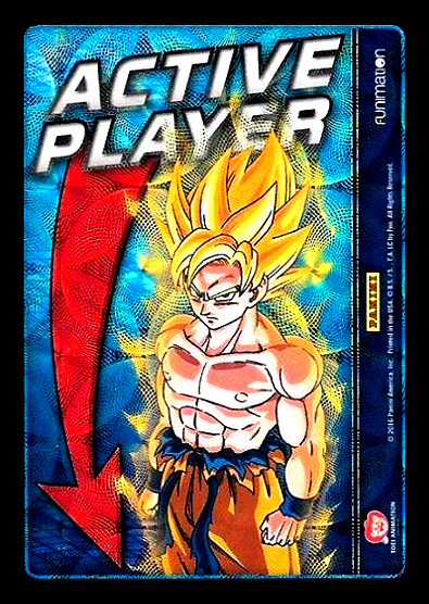 Goku - Active Player Booster Insert Foil