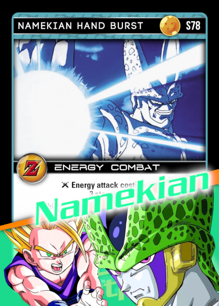Awakening Preconstructed 60 Card Deck Sealed - Namekian