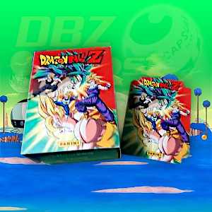 Broly Promo Deck Box Vengeance & Insert (Sealed)