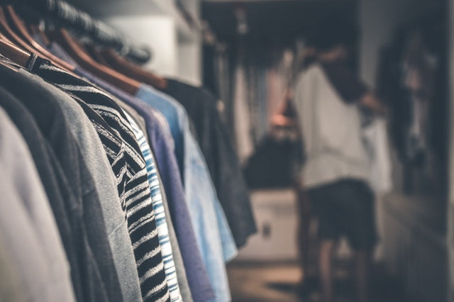 Re-check your wardrobe for better clothes