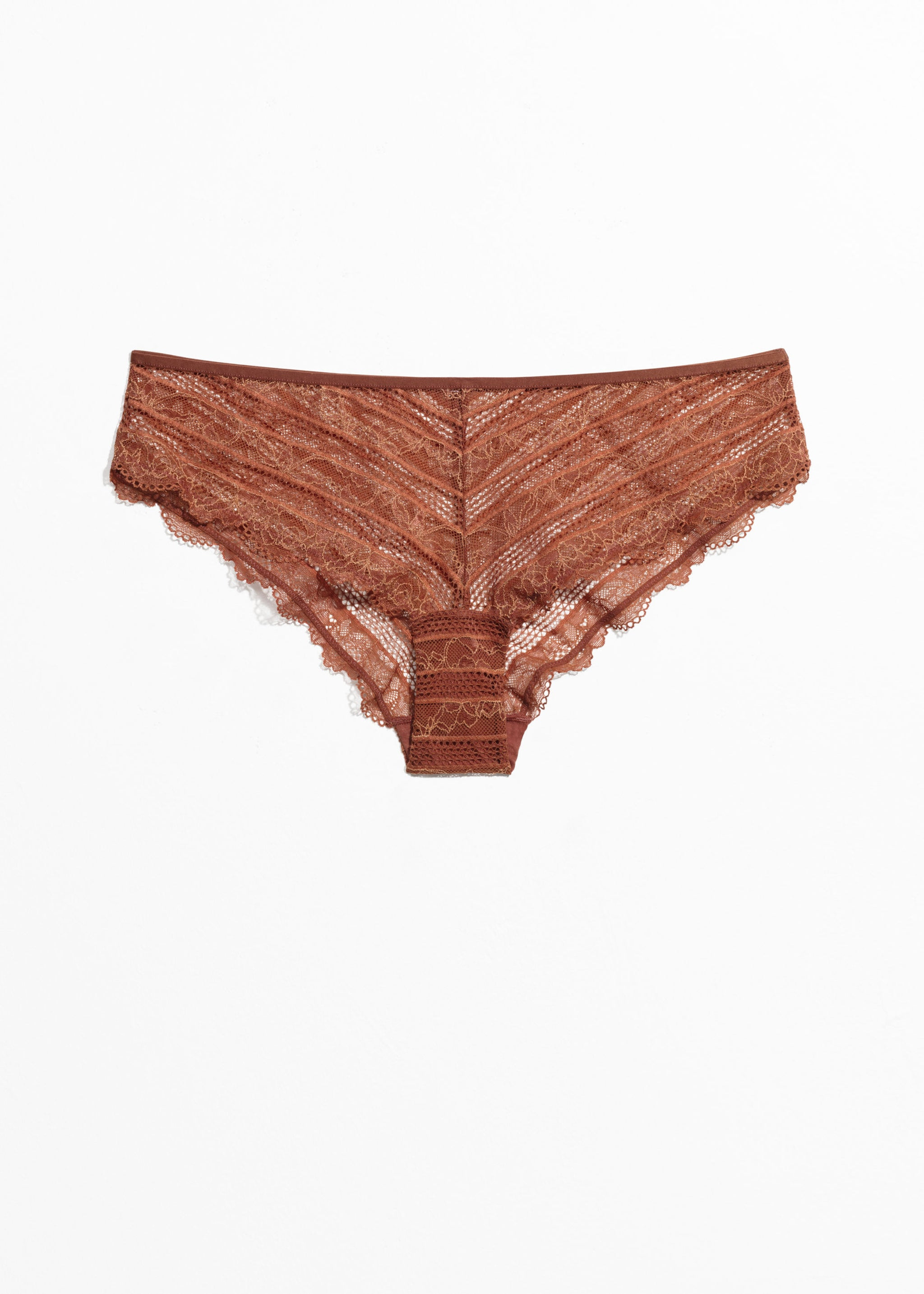 Lace Hotpants