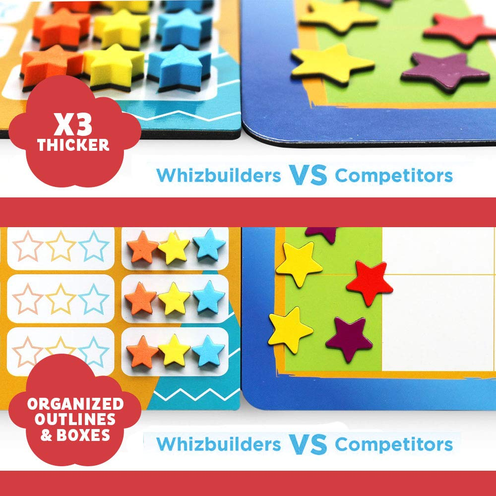 Whizbuilders Reward Chore Chart