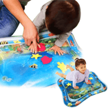 BABY PAD™ - Inflatable Baby Water Mat Inflatable Baby Water Mat 1 Baby Pad™  - Only a Few Items Left - Serene Parents
