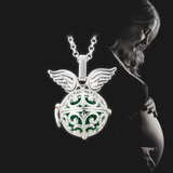 Chain for Bola Pregnancy Necklace Bola Pregnancy Necklace Silver / 30 in (80 cm) - Serene Parents
